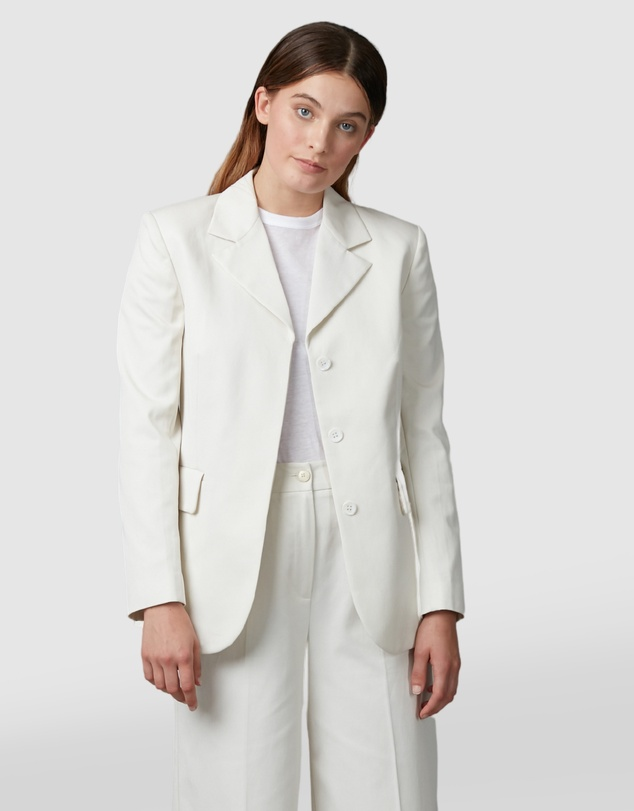 Nique - Body Cotton Tailored Jacket