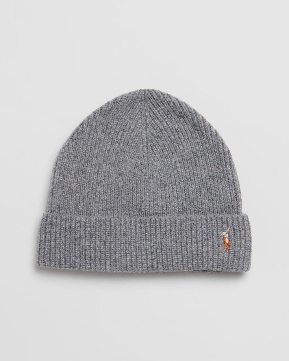 d8a2bae3f7e Signature Merino Cuff Hat by Polo Ralph Lauren Online