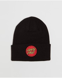 Santa Cruz - Classic Patch Beanie - Teens