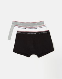 Tommy Hilfiger - 3-Pack Low Rise Trunks