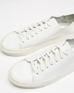 AERE Malta Sneakers - Sneakers (White)