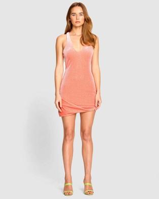 alice McCALL Midnight Magic Mini Dress - Dresses (Guava)