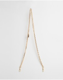 The Marc Jacobs - Chain Shoulder Strap