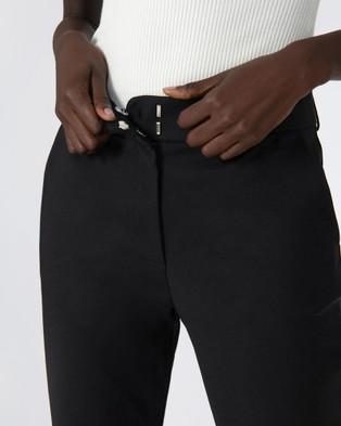 Forcast Stella High Waist Trousers - Pants (Black)