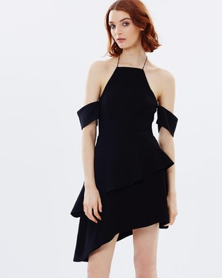 C/MEO COLLECTIVE – Have It All Dress Black