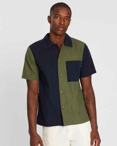 Chemise Surf Patch Shirt
