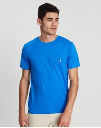 Polo Ralph Lauren - Short Sleeve Jersey Pocket T-Shirt