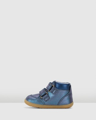 Bobux - Step Up Timber Boots II (Navy Glitter)
