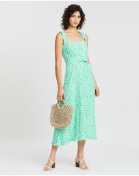 Faithfull The Brand - Saint Tropez Midi Dress
