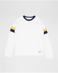 GapKids - Long Sleeve Henley Tee - Teens