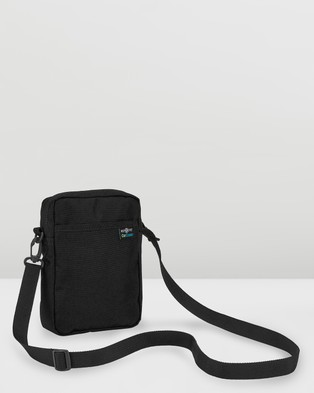 Australia Nixon Stash Bag - Satchels (Black)
