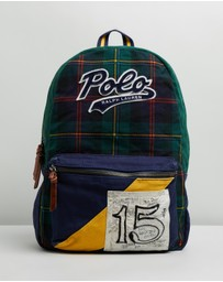 Polo Ralph Lauren - Patchwork Backpack