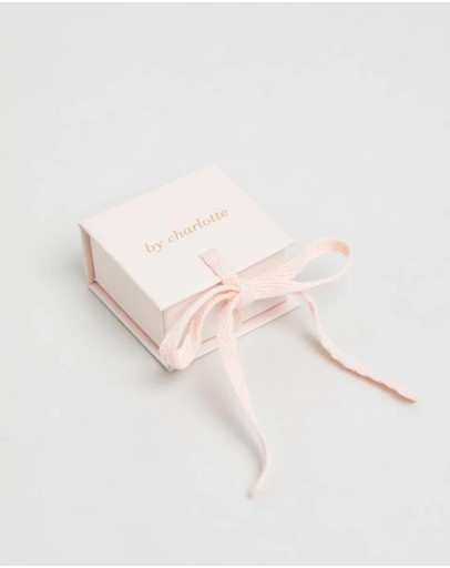 By Charlotte Love Ring Rose Gold