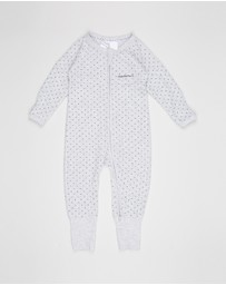 Poodlette Zip Wondersuit - Babies