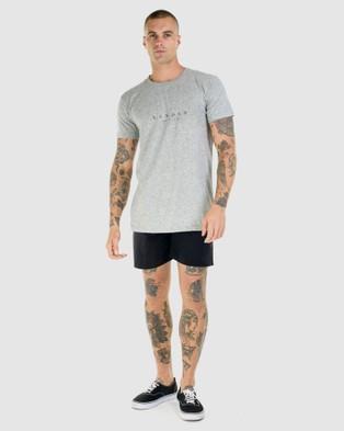 Xander Grand Prix Tee - T-Shirts & Singlets (GREY)