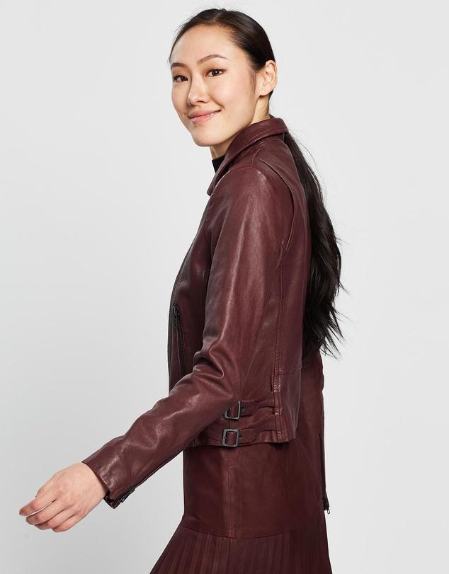 Women New Yorker Motor Jacket