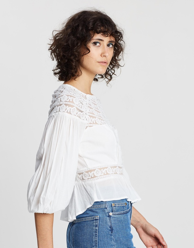 Free People - Sweet Mornings Top