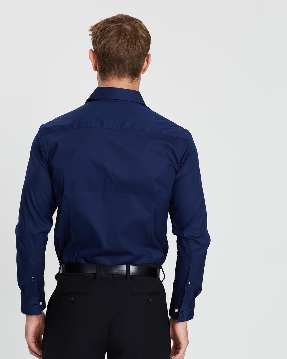 Slim Fit Shirt By Pierre Cardin Online The Iconic Australia