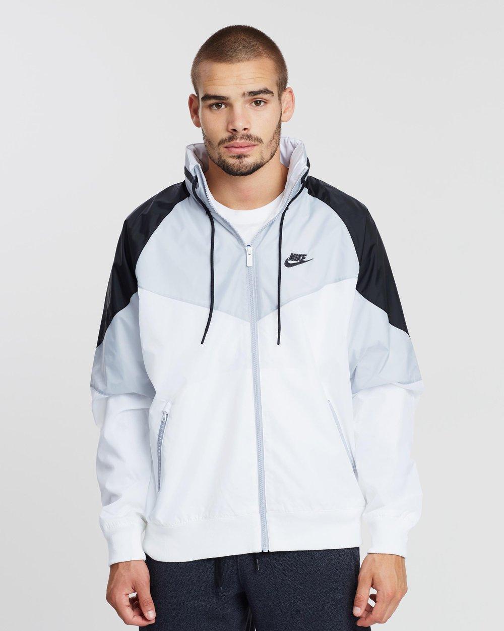 75a887eec Hooded Wind Runner Sportswear Jacket by Nike Online | THE ICONIC | Australia