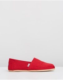 TOMS - Canvas Classics - Men's