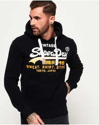 Superdry - Sweat Shirt Store Fade Hoodie