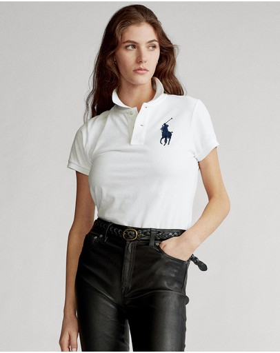 2784fbe89a37d9 Polo Ralph Lauren   Women s Polo Ralph Lauren Online   - THE ICONIC