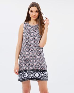 Vero Moda – Ninna Sleeveless Short Dress