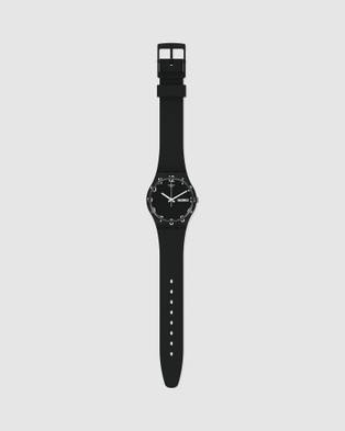 Swatch OVER BLACK - Watches (Black)