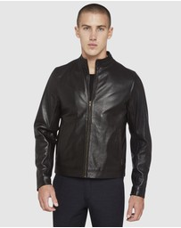 Oxford - Mick Leather Jacket