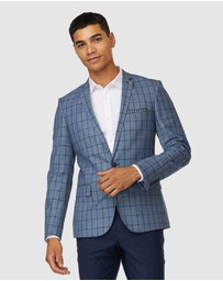 Jack London - Alburn Check Blazer