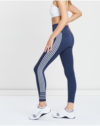 Champion - Seamless Stripe Tights