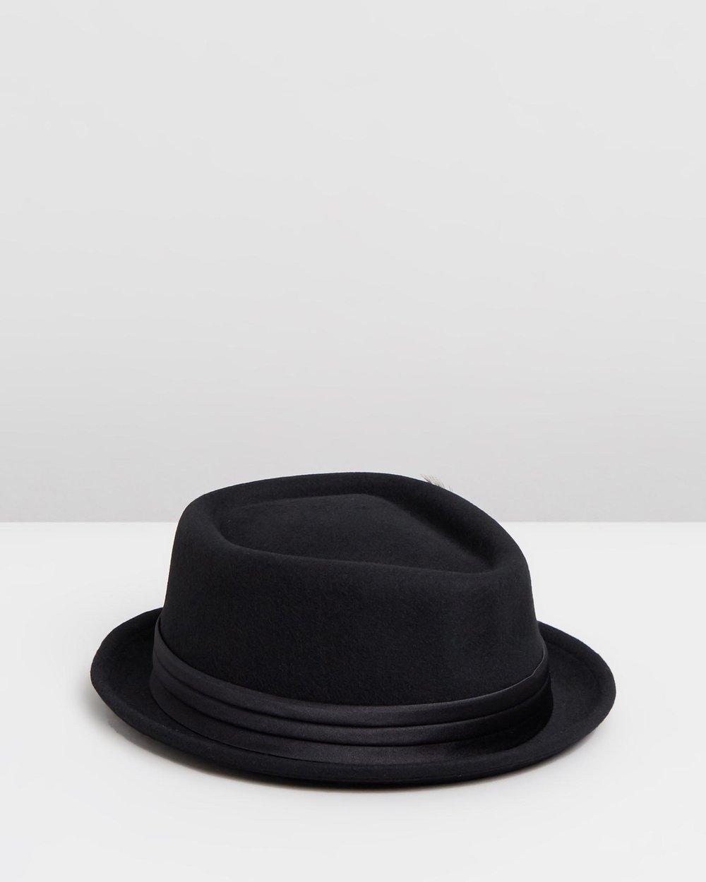 a4d3386af6e Stout Pork Pie Hat by Brixton Online