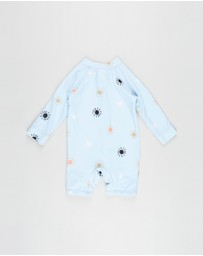 Cotton On Baby - Cameron Long Sleeve Swimsuit - Babies