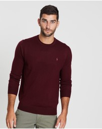 Washable Slim Merino Sweater