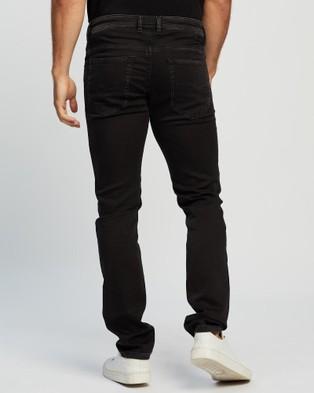 Diesel Thommer Jogger Jeans - Slim (Black)