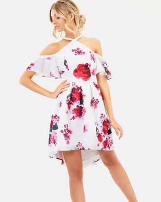 Chi Chi London – Serah Dress Floral