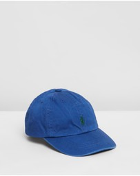 Polo Ralph Lauren - Cotton Chino Baseball Cap - Kids