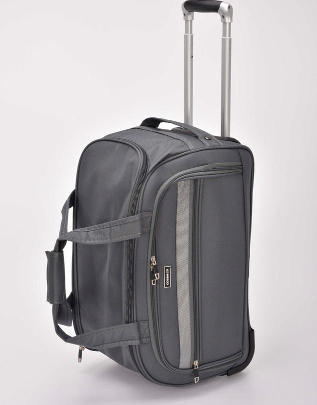 Men Devonport Small Wheel Bag