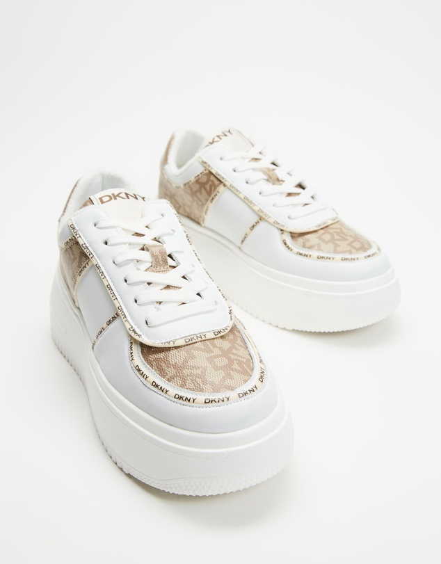 Women Maia Lace-Up Sneakers