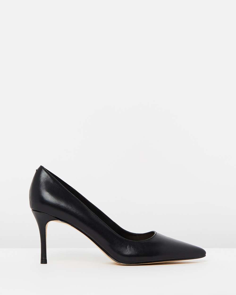 Nine West Mailin All Pumps Black Leather Mailin