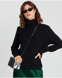 Atmos&Here - Turtle Neck Jumper