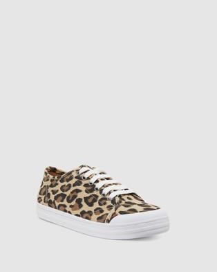 Ravella Ventura - Slip-On Sneakers (LEOPARD)