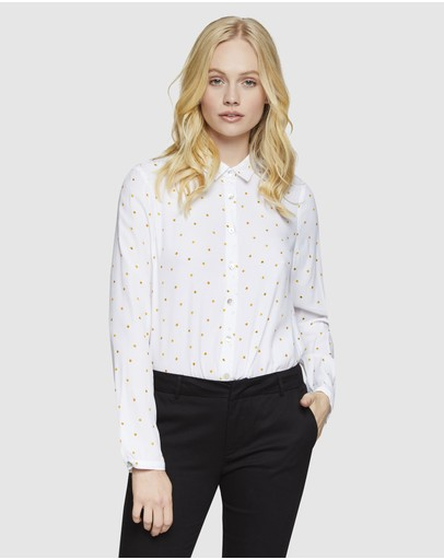 77923df2 Shirts & Blouses | Buy Womens Blouses & Shirts Online Australia- THE ICONIC