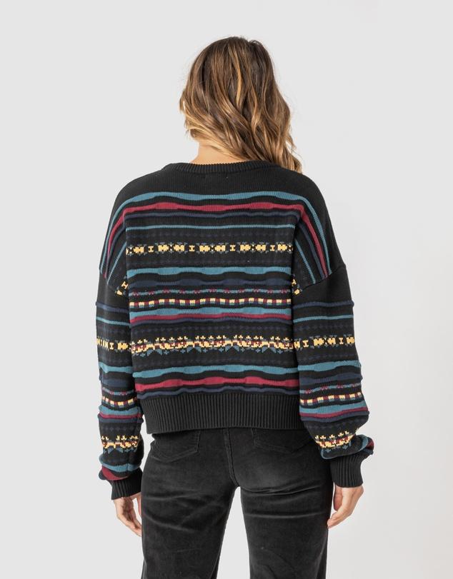 Women 90's Crew Knit