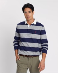 Polo Ralph Lauren - LS Rugby Polo Knit