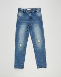 Free by Cotton On - Street Jeans - Teens