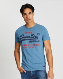 Superdry - Shirt Shop Duo Mid Tee