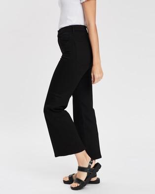 Neuw Marilyn CK Jeans - High-Waisted (Zero Black)