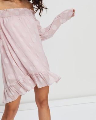 Loreta Expecting Dress - Dresses (Pink)