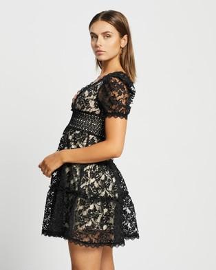 Miss Holly Leilani Dress - Dresses (Black)